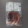 Cooked octopus tentacles, vacuum packed